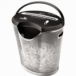 HD-10CS Fellowes Paper Shredder