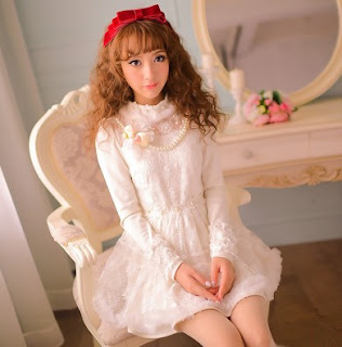 http://fashionkawaii.storenvy.com/products/13844007-japanese-princess-sweet-rabbit-fur-collar-lace-dress
