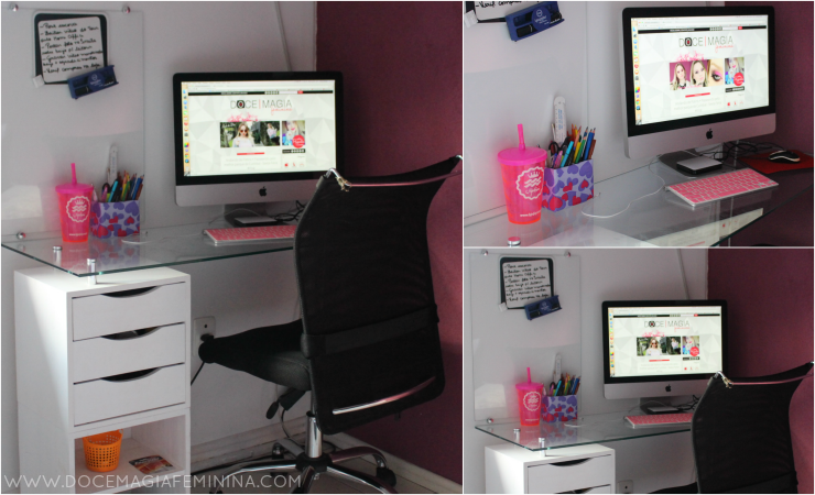 tour pelo home office