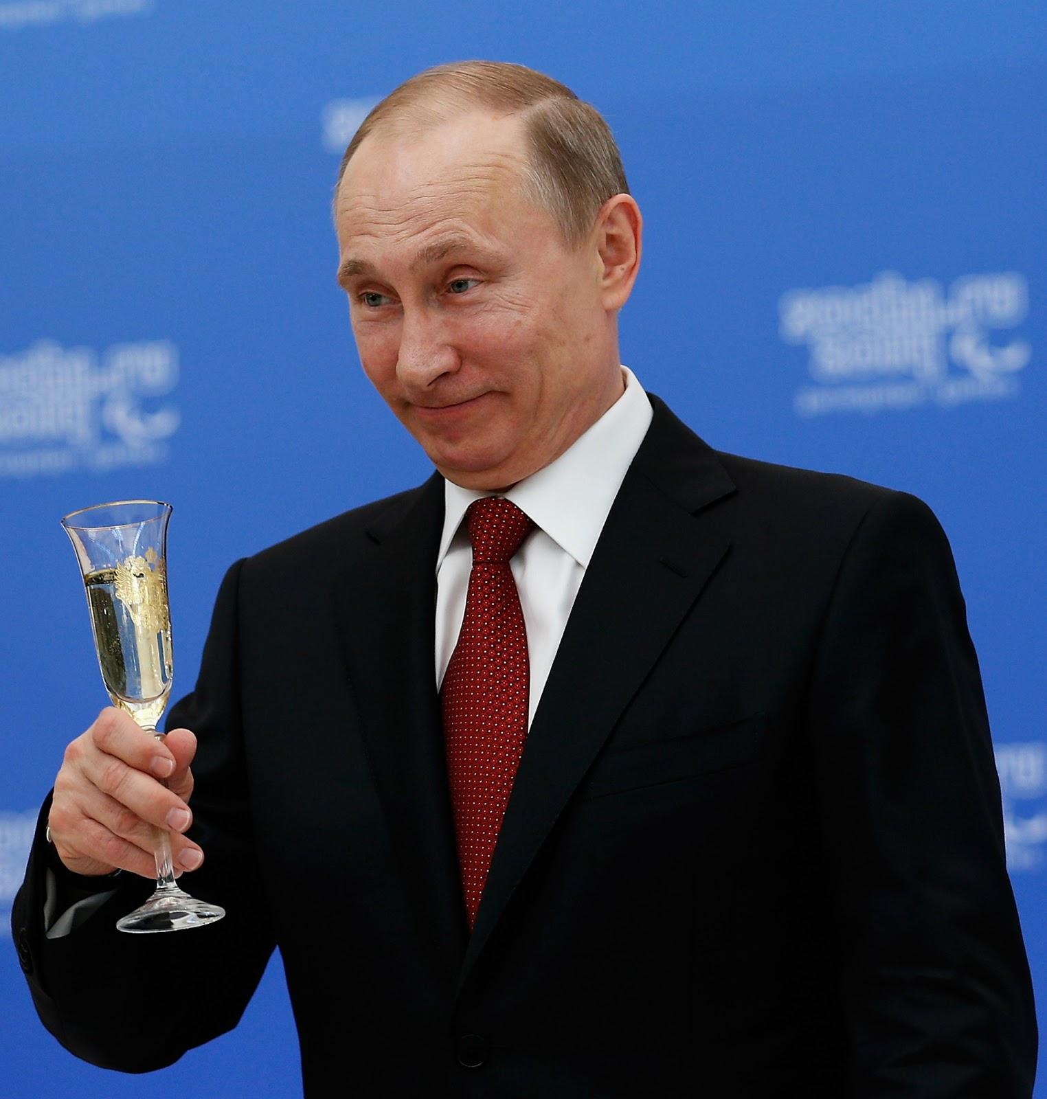 Поздравления трампа от путина