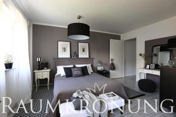 raumkr nung schlafzimmer vorher nachher. Black Bedroom Furniture Sets. Home Design Ideas
