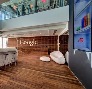 Nuovi uffici google a tel aviv produttivita 39 legata a for Ufficio 415 bis milano