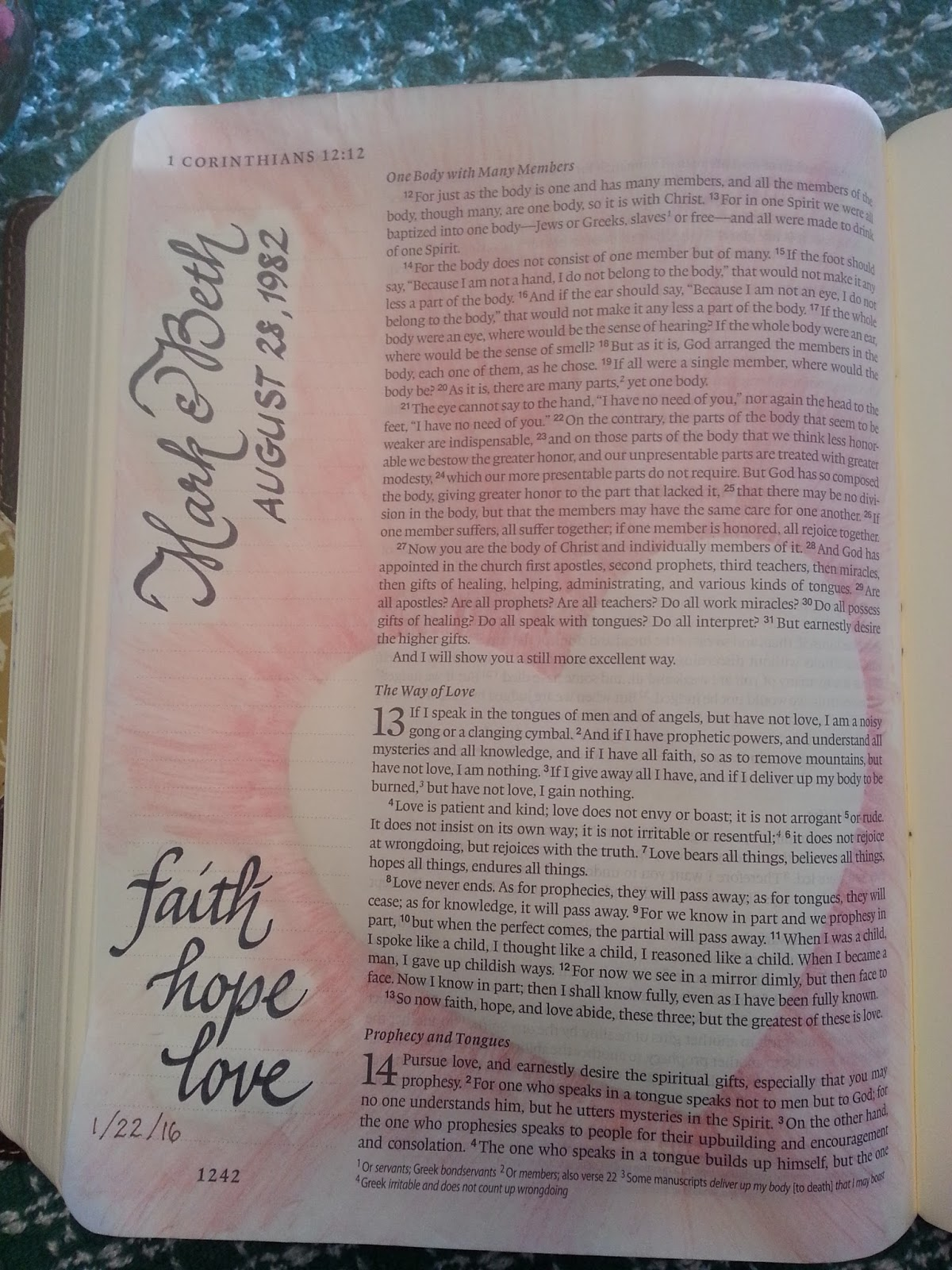 Learning Together More Bible Journaling Pages