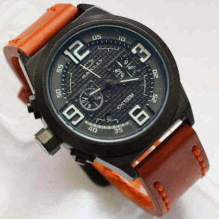 Oakley Chronograph Brown White