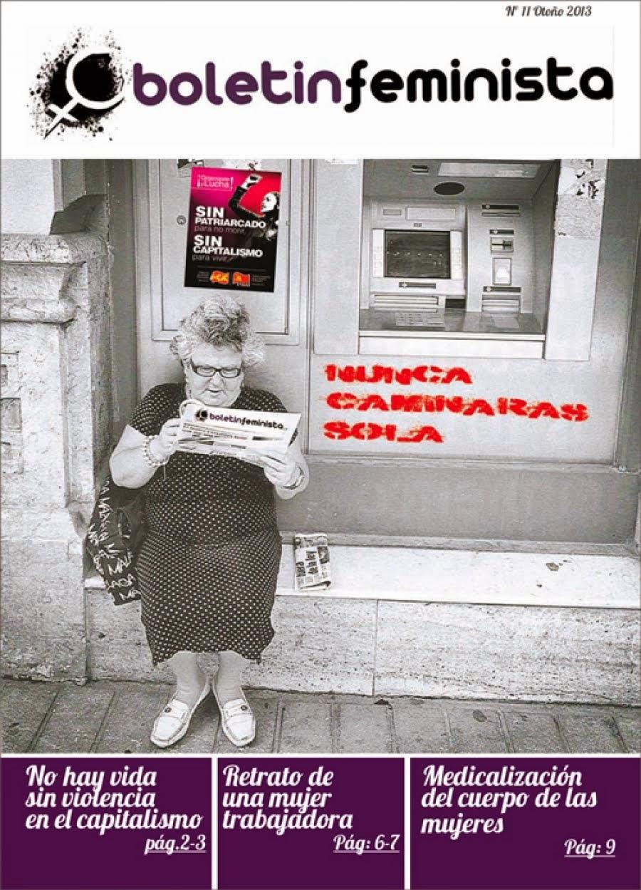 BUTLLETÍ FEMINISTA Nº13