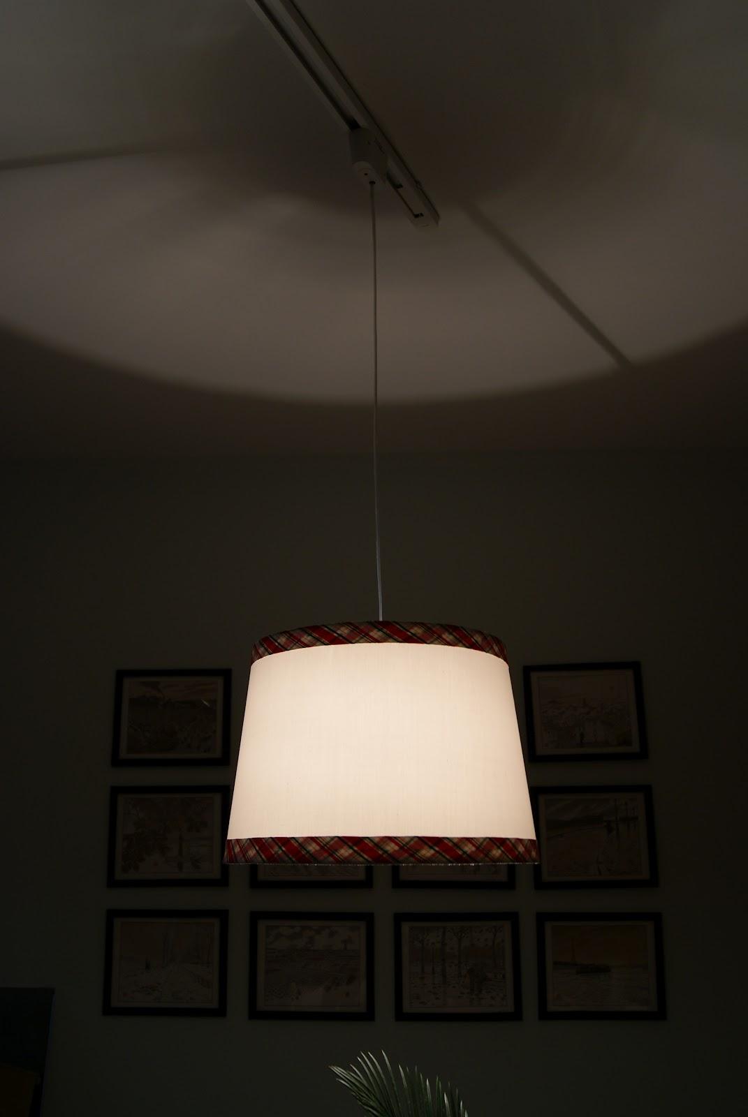 House Pour Make Your Own Diy Drum Pendant Light