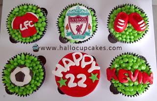 liverpool cupcake