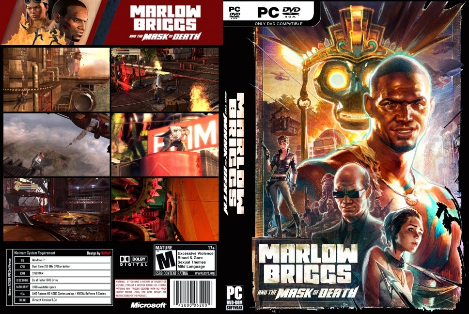 |TOP| Marlow Briggs And The Mask Of Death Download] [PC] 968full-marlow-briggs-and-the-mask-of-death-