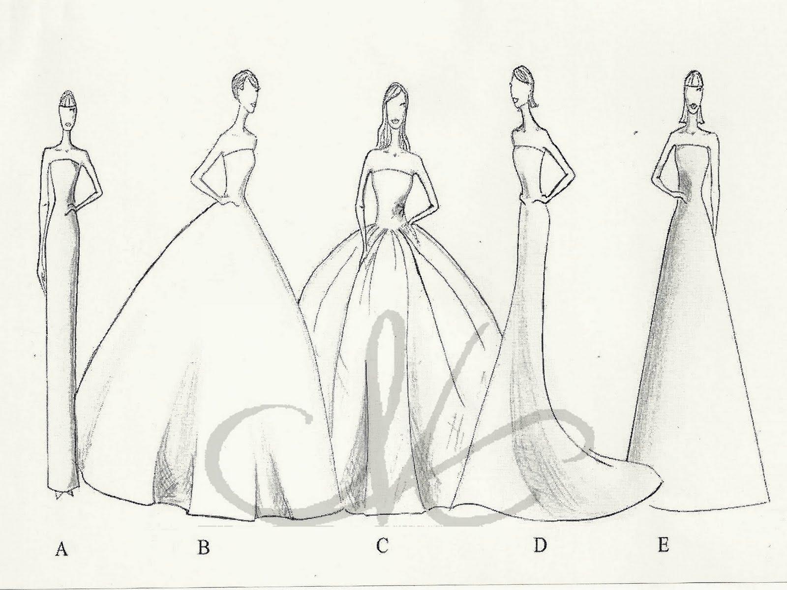 The Dainty Domestress: Dress Week: silhouettes