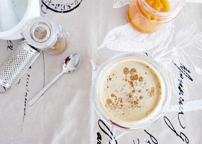 Pumpkin Spice + Pumpkin Spice Latte