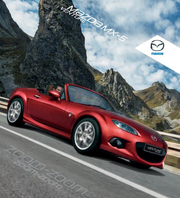 Mazda MX-5 Venture