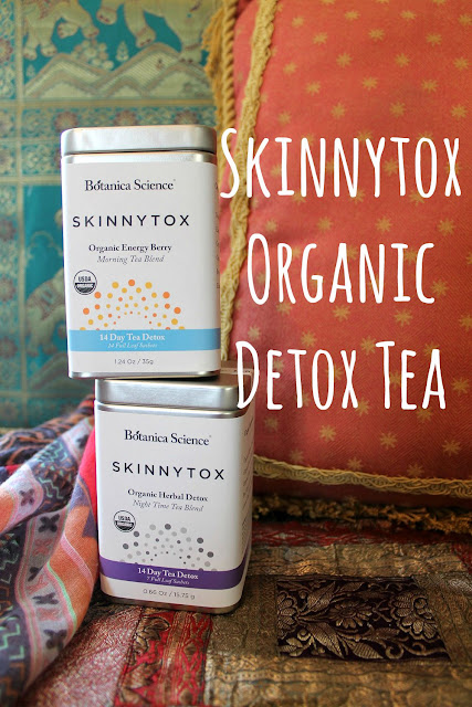 Skinnytox - Organic Detox Tea Review