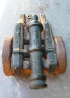 Cañon de Artilleria Imperial  Carlos I