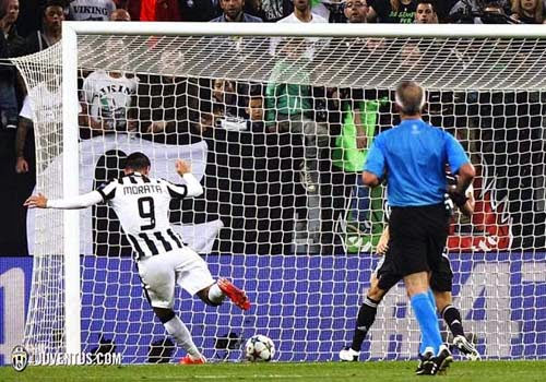 Gallery Pictures Juventus vs Real Madrid 2-1 UEFA Champions League