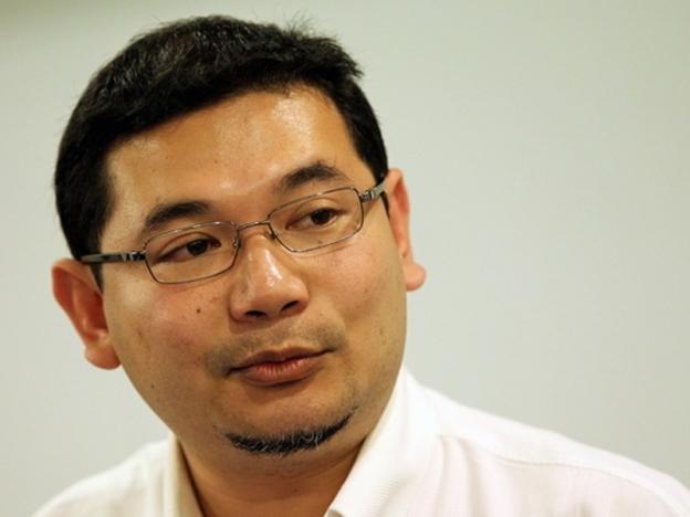 PETALING JAYA Setiausaha Agung Parti Keadilan Rakyat PKR Mohd Rafizi Ramli Didenda RM1800 Oleh Mahkamah Sesyen Di Sini Semalam Selepas Didapati
