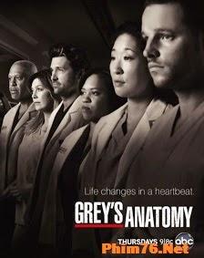 Ca Phẫu Thuật Của Grey 1 - Grey's Anatomy Season 1