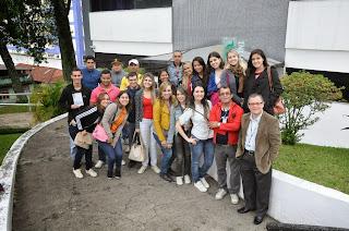 UNIFESO Teresópolis recebe visita de universitários mineiros