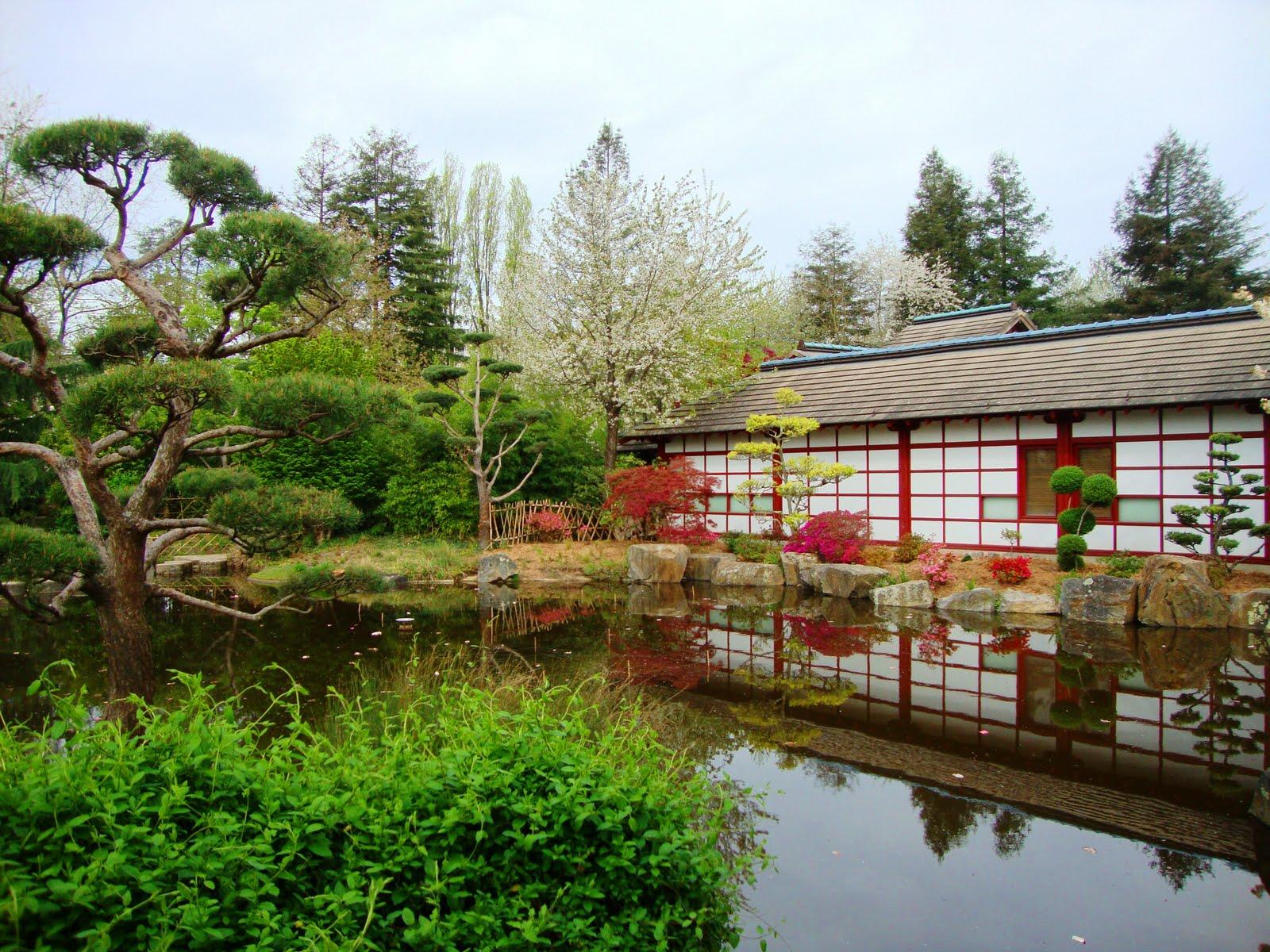 Nantes eine viertelseite im reisef hrer renard teipelke for Jardin japonais nantes