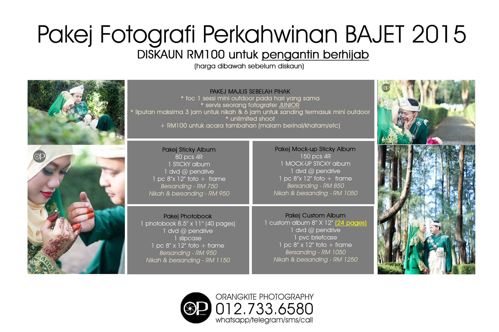 Pakej fotografi murah 2015 88