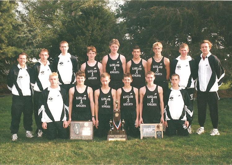 1999 Class A State Runner Up