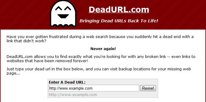 DeadURL.com