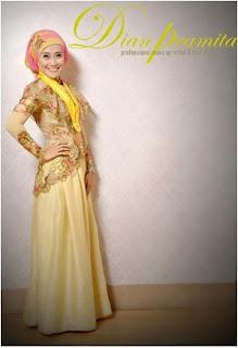 Model Hijab Wisuda Terbaru 2015