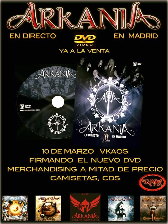 Firma DVD Arkania