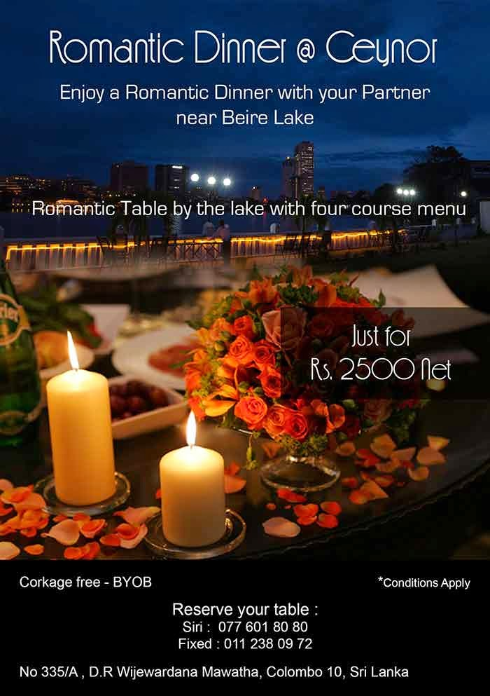 Probably the largest restaurant in the city of Colombo over looking the Beira lake, the magnificant atmosphere should not be missed!