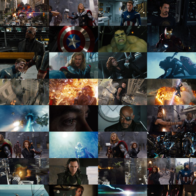 The Avengers 2012 Movie Free Download 720p BluRay