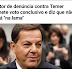 """Relator de denúncia contra Temer promete voto conclusivo e diz que não ficará """"na lama"""""""