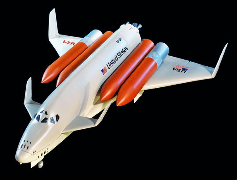 Space Shuttle II, 1988 ShuttleIIc