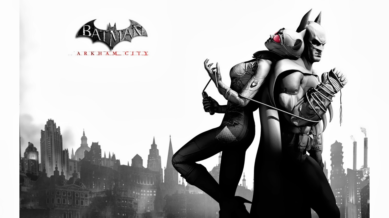 Fondo de pantalla Juegos batman arkham city | Fondo Pantalla Online