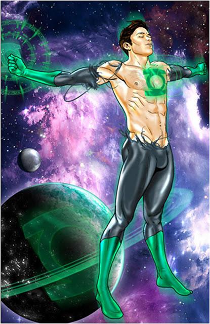 Lanterna verde Gay
