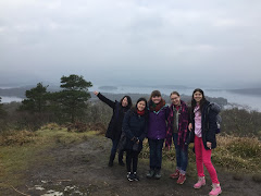 Latest: Us on Iulia tours at Island Inchailloch
