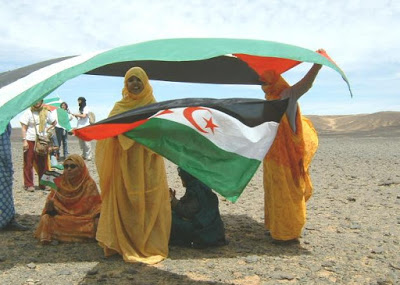 No nos olvidemos de los saharauis