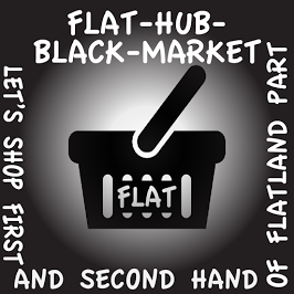 FLAT HUB BLACK MARKET