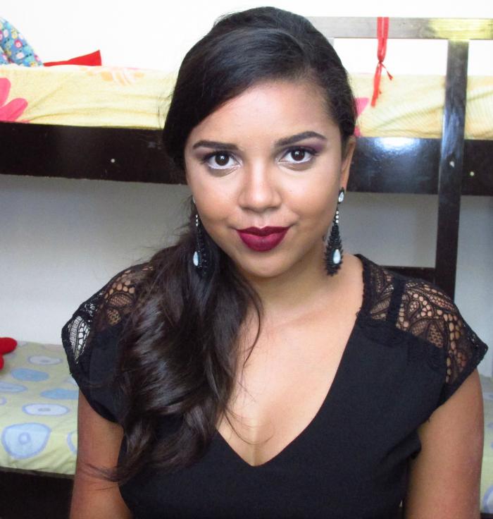 Natália Sena, maquiagem Vult, Perfect Up – Lápis Iluminador para Sobrancelhas, Lápis Total Black Para Olhos Vult