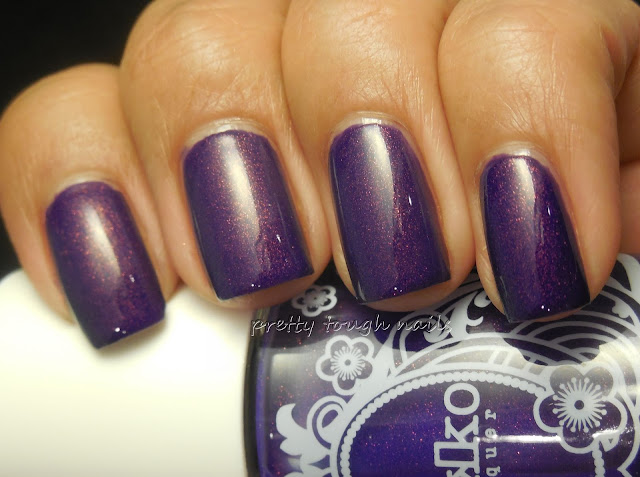 Takko Lacquer Kiss The Sky Over Sinful Colors Enchanted
