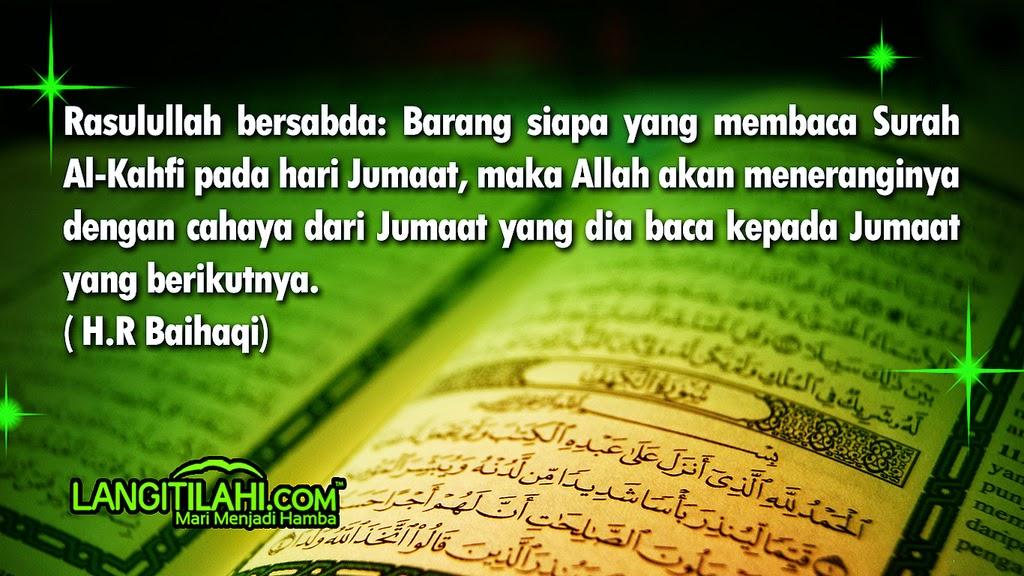 http://alamslegacy.blogspot.com/2014/01/kelebihan-membaca-surah-al-kahfi-pada.html