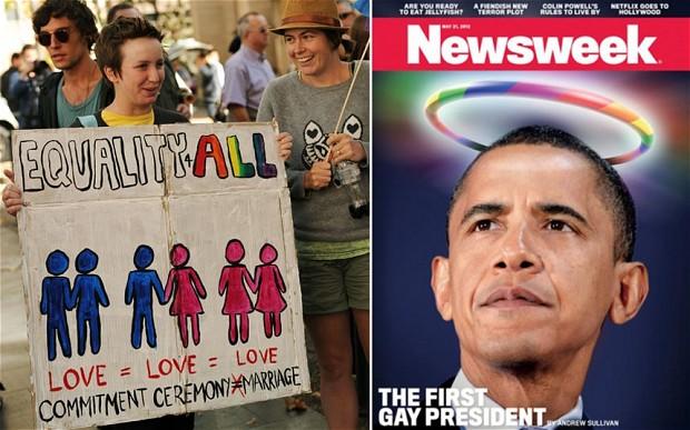 Homosexuales en Estados Unidos: iguales o diferentes