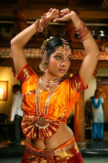 Tamil Actress Sandhya Hot Stills from Ruthravathy Movie.