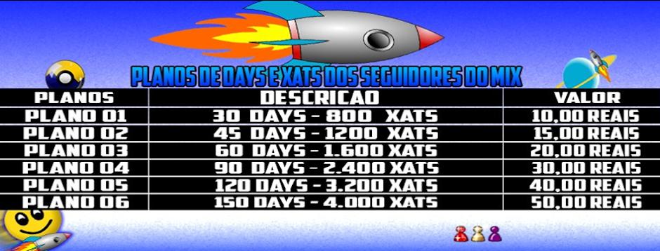 VENDAS DE XATS E DAYS COM JUNINHO JADERLANDIA