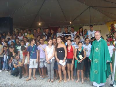 Diocese de Porto Nacional/TO realiza 4º Encontro de Jovens e Adolescentes Missionários