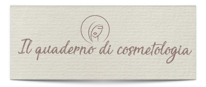 Il Quaderno Di Cosmetologia