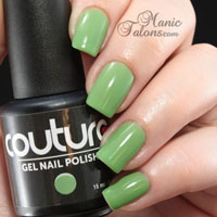 Couture Gel Polish Big Spender Swatch