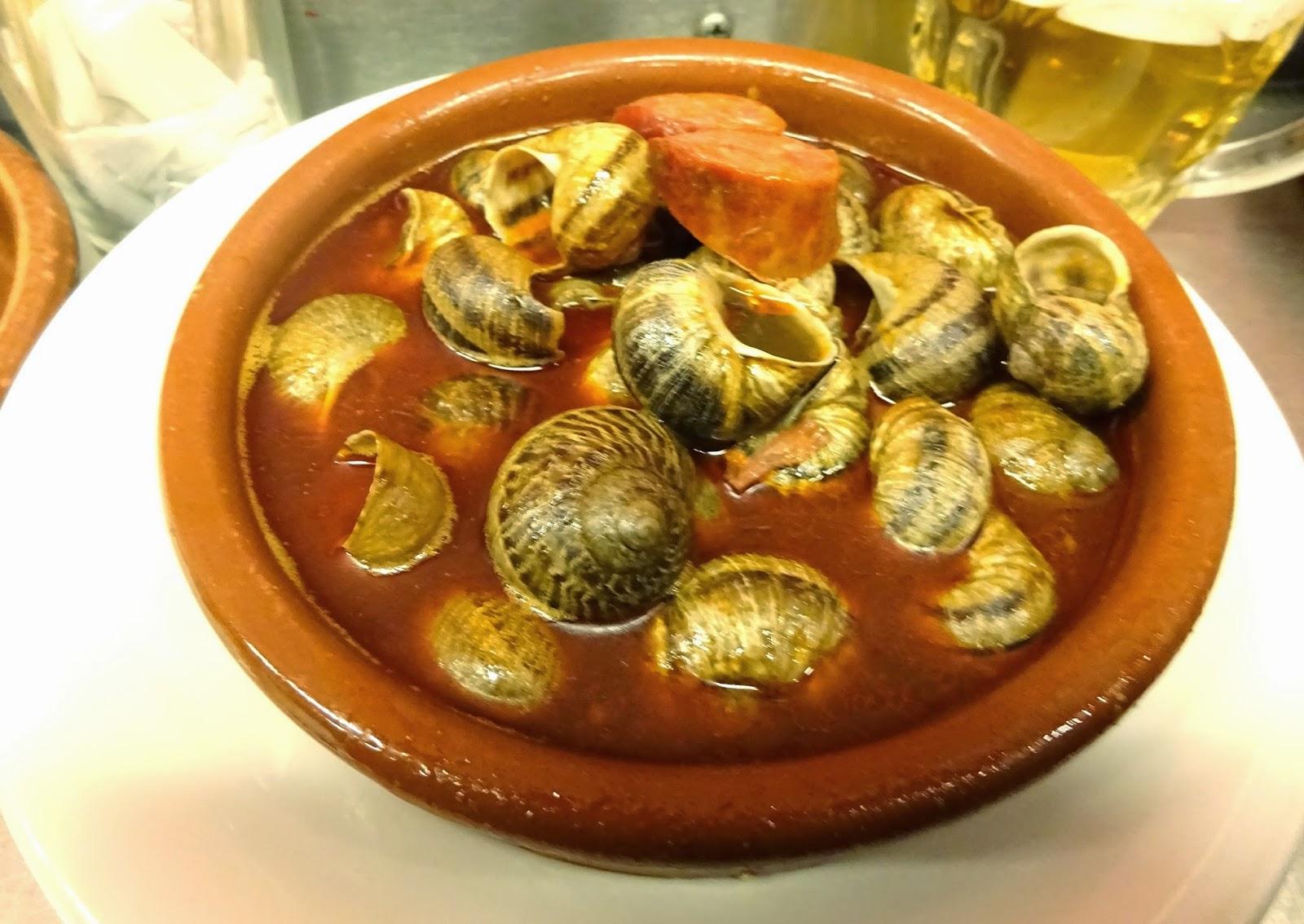 la latina rastro tapeo domingo Madrid cañas caracoles la china mandarina bares tabernas