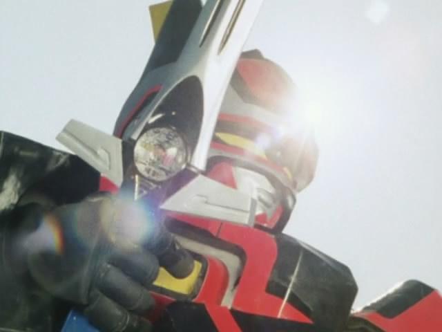 the center of anime and toku choudenshi bioman 10 goodbye yellow