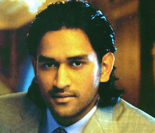 dhoni old