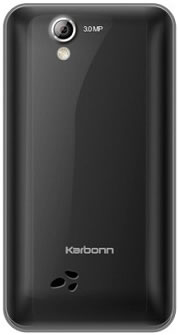 karbonn a50 smartphone