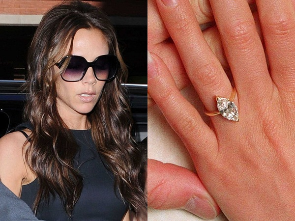 7 Seriously Stunning Celebrity Engagement Rings - YouTube